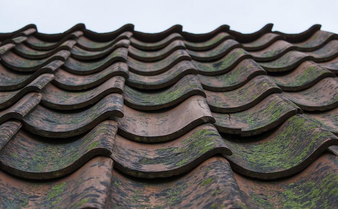 Traitement de toiture avec des produits d'entretien